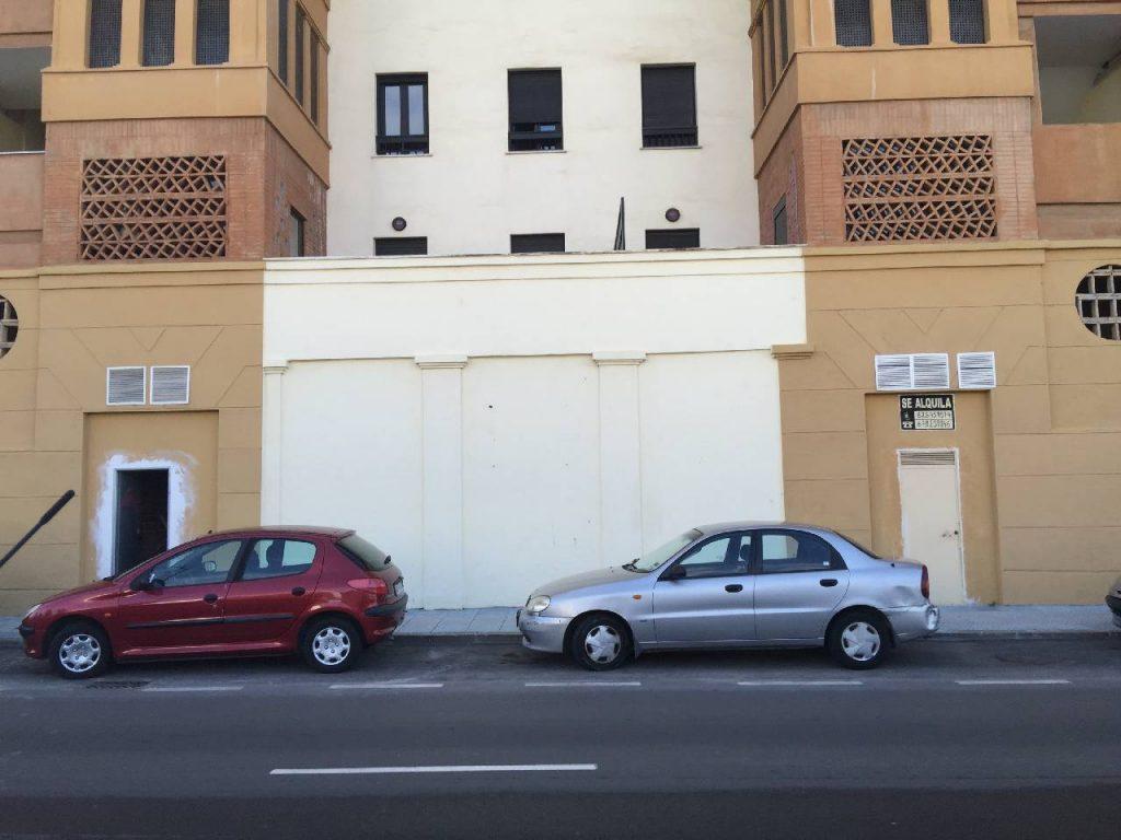 fachada decorativa en Marbella
