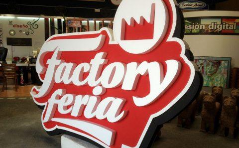 Factory Feria Corte de Poliestireno