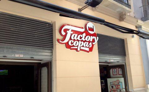 Rótulos Factory Copas Málaga
