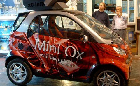 Mini Ox Rotulación de Vehículos